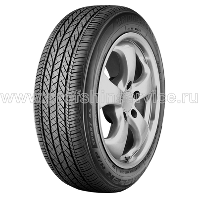 Шины Bridgestone Dueler HP Sport AS